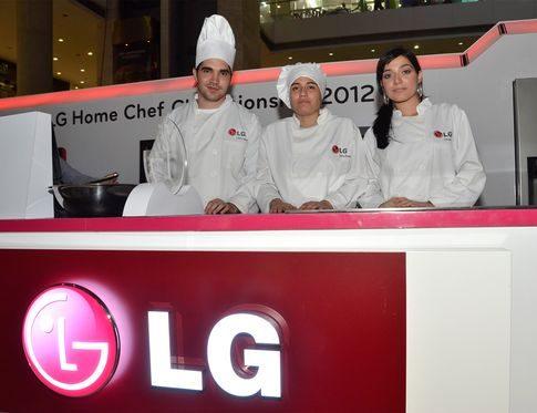 LG Home Chef